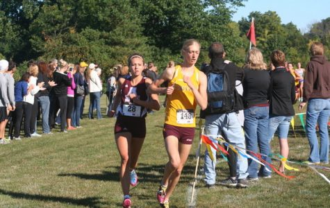 Women's cross country wins meet, men top regional rival