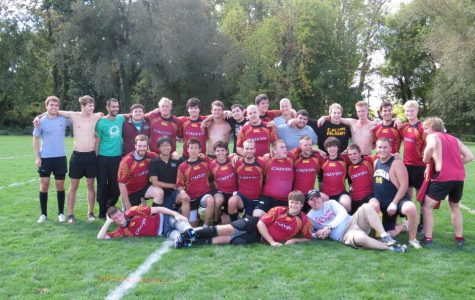 Rugby team headed to playoffs for second straight year