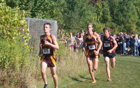 Cross country teams sweep MIAA Jamboree
