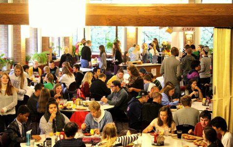 Dining services cuts weekend hot breakfasts, bonus bucks, morning B-quiv