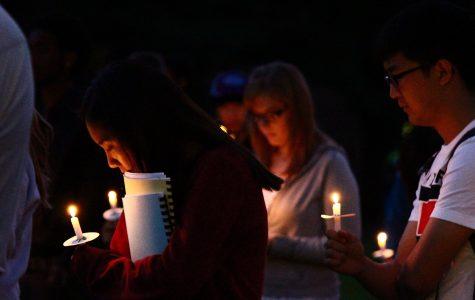Students hold prayer vigil after Kenya mall shooting