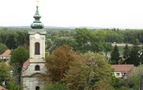 Students in Hungary find new worship experiences at international churches