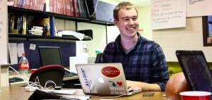 Ryan struyk editor in chief chimes office lgbt