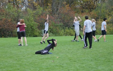 Chimes triumphs over student senate 4-2 in first annual soccer game