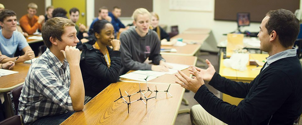 Photo courtesy calvin.edu.
