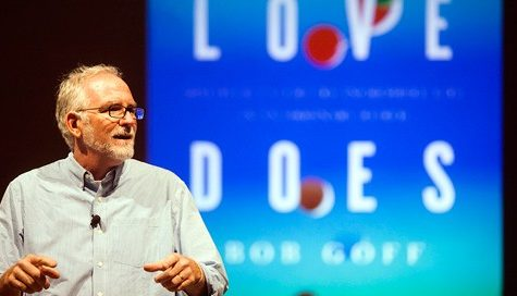 Bob Goff speaks on calling and Ephesians 4