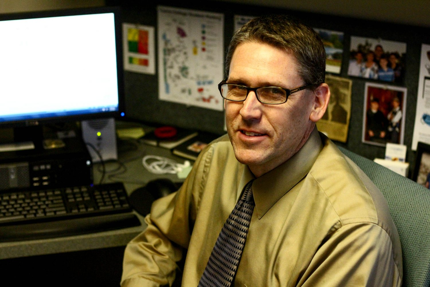 New campus safety assistant director brings police force experience