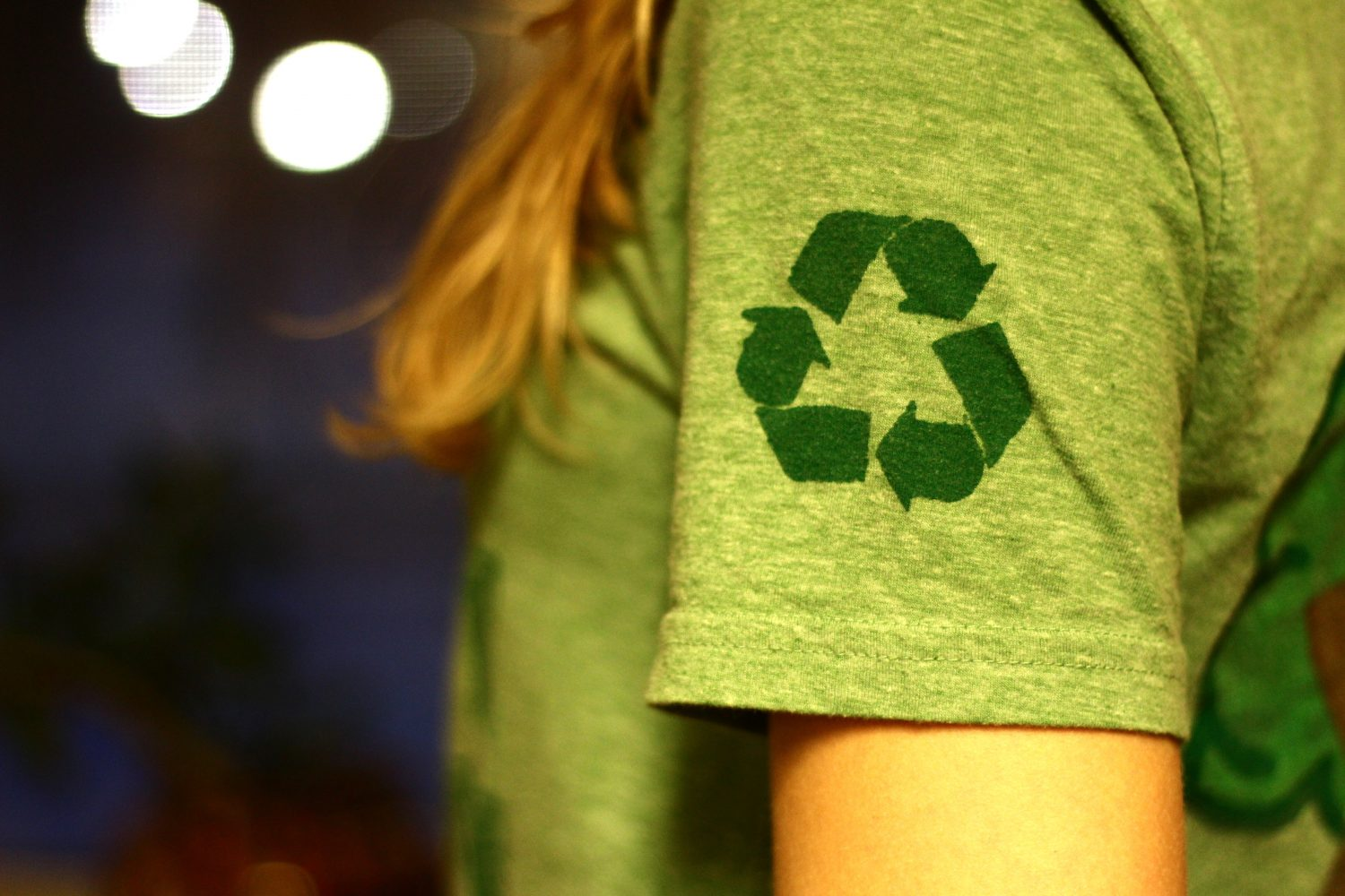 sustainability recycle eco student