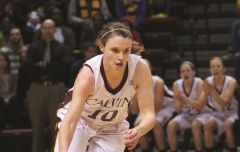 Calvin women's basketball implements new offensive system