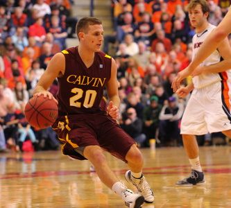 New Grand Rapids basketball team unites former Calvin and Hope players