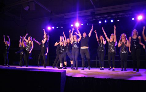 Adverse Effect takes people's choice at 30th Airband performance