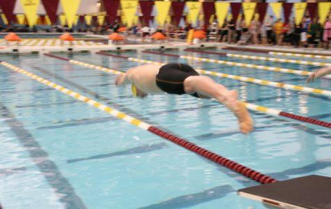 Calvin swim team will host MIAA championships