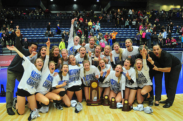 Volleyball to host celebration of players and fans