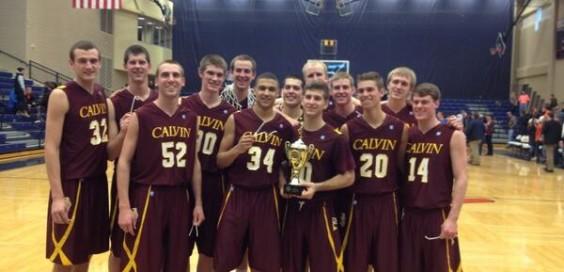 calvin college sports