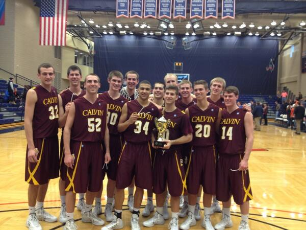 Knights defeat Hope, head to NCAA tourney