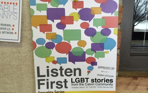 LGBT panel features pastor, parents and Calvin students