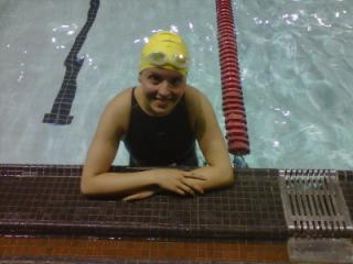 Calvin student aims for 2016 Paralympics