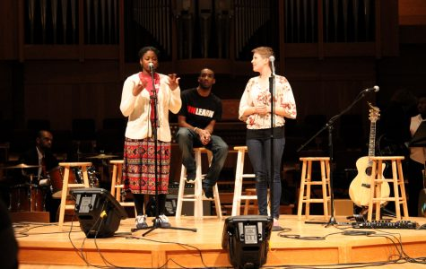 Expressions: Poetry Jam showcases student talent