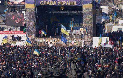 Calvin responds to political unrest in Ukraine