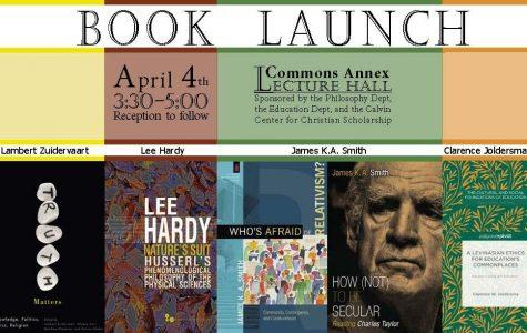 For Calvin professors, a successful book launch