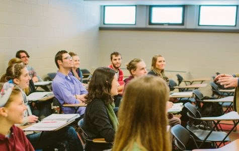 Federal Work Study Program allows students to engage GR community