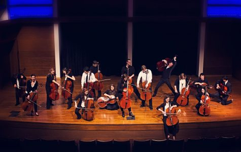 Cello Cabaret promises unique concert experience