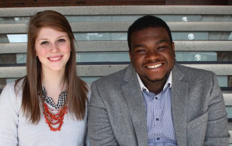 Eigege and Sterenberg win student senate elections