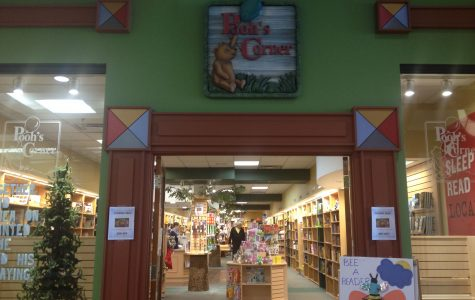 Local children's book store, Pooh's Corner, closes