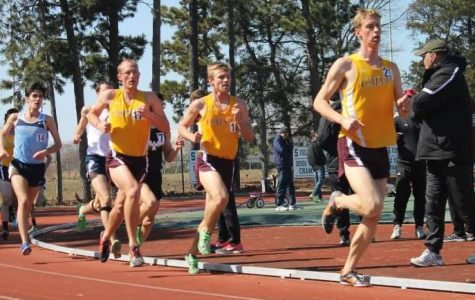 Calvin track team sets personal bests at MSU