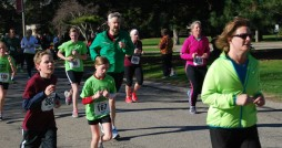 Photo Courtesy Calvin 5k Spring Classic & Karen Muyskens Family Fun Run