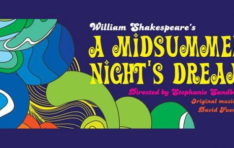 Excellent cast, 1960s theme dominate 'Midsummer Night's Dream'