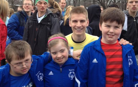 Calvin hosts over 500 Special Olympics athletes
