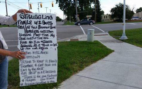 Grand Rapids faces problems with panhandling