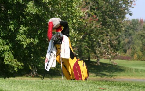 Men's Fourth Place Finish Par for the Course – Freshman Van Noord Ties for First