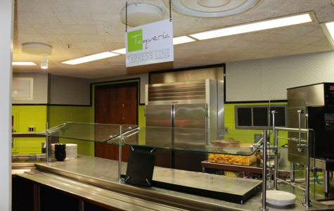 Commons dining hall introduces new concept dining