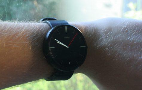 Review: Moto 360 smartwatch