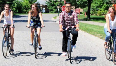 Senate Reassesses Rent-A-Bike Program