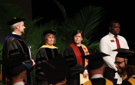 Brandsen Welcomed as New Provost at Convocation