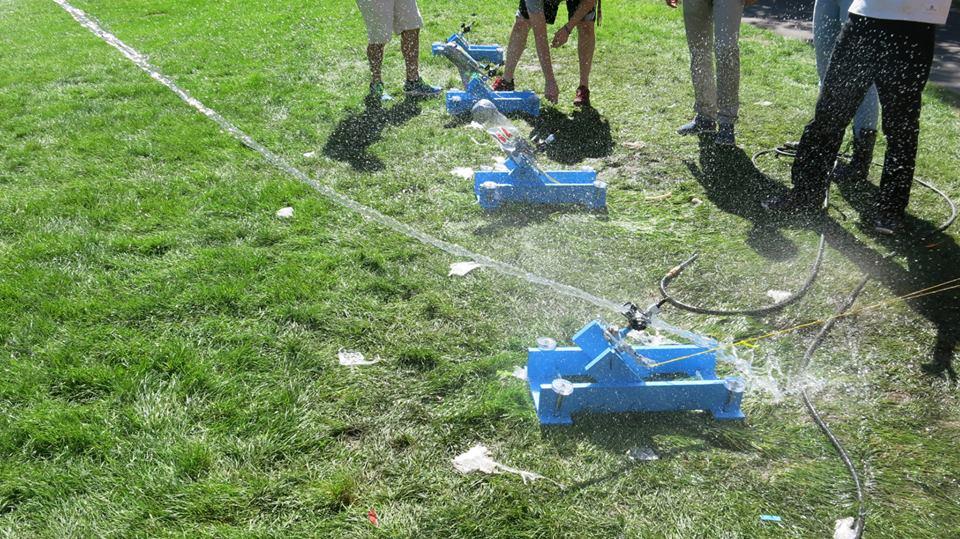 Photo courtesy Calvin College Engineering Department