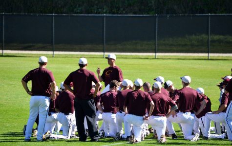 Calvin's Baseball Team Reaches Out to the Less Fortunate
