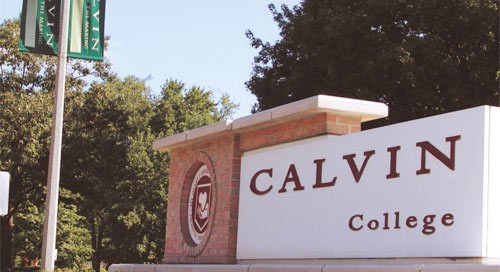 29.2 percent of Calvin's faculty were part time as of fall 2016; Photo courtesy calvin.edu
