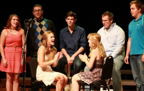 Capella performs student-led show