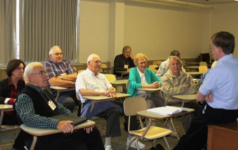 Calvin Academy for Lifelong Learning offers classes to senior citizens in the area
