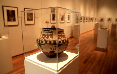 Calvin Art Gallery honors Native American History Month