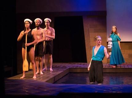 Photo courtesy Calvin Theatre Company