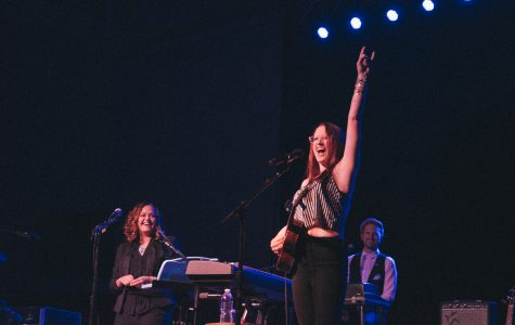 Review: Ingrid Michaelson at Calvin College