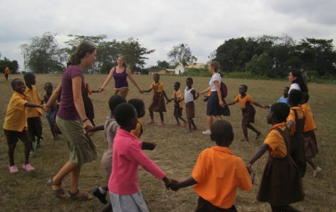 Learning to love life in Ghana