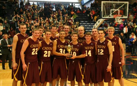 Young Calvin Basketball Team Sets Lofty Goals for the Upcoming Season
