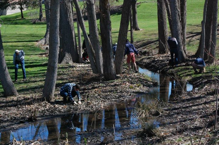Photo Courtesy Plaster Creek Stewards