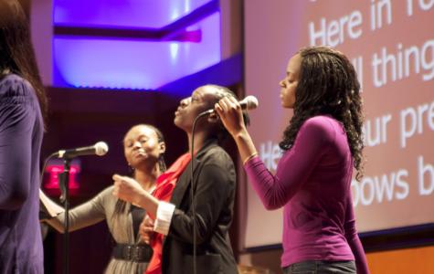 International worship night celebrates many forms of worship